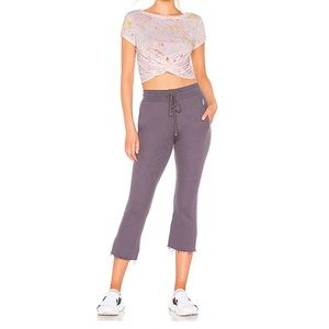 NWT Free People Reyes Sweatpants Gray M/8-10